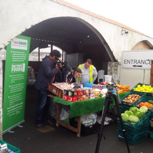 Mexborough Foodbank – Successfully Launched!