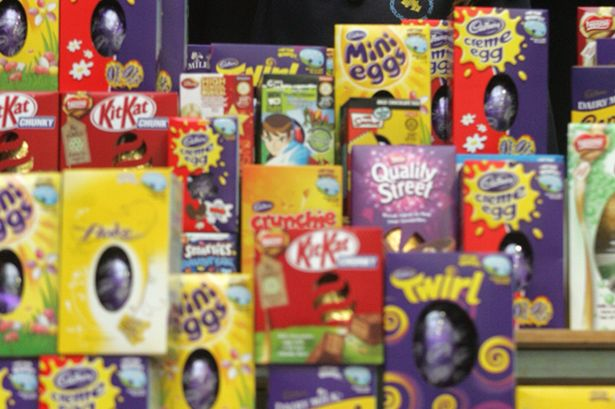 Back our Easter egg appeal