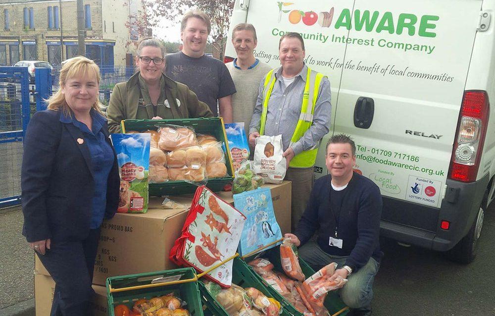 Food Donations Needed at Mexborough Foodbank