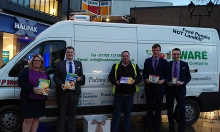 Halifax Continue to Support Local Community