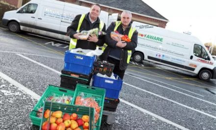 Foodbanks join forces with major supermarket