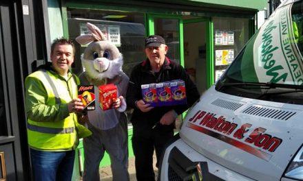 A Superb Easter Egg Campaign 2018