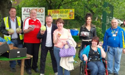 Food AWARE supports Addison Road Summer Fayre on Wed 13th Aug in Rotherham
