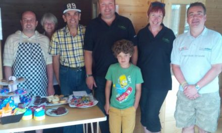 Fab Local Food project visit by Mark and Maria…