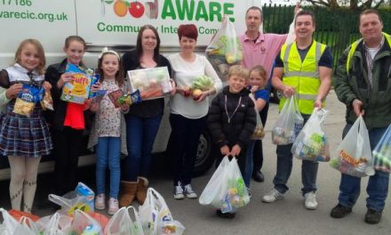 Huge thanks for all of our Harvest Festival donations!