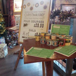 Food AWARE Christmas Campaign