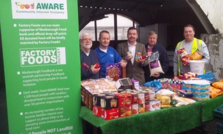 New twist in row over second Mexborough Foodbank plans!