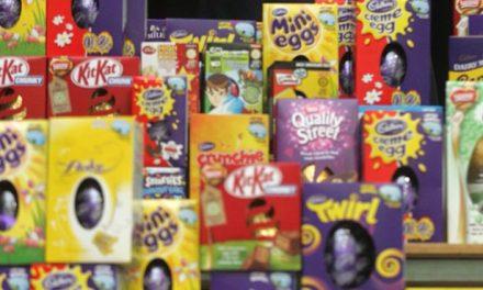 Back our Easter egg appeal