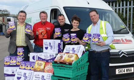 Thanks for all the Easter donations 2017