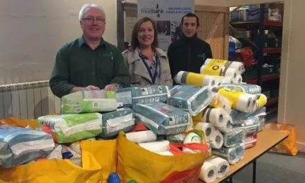 Mexborough food bank has 'seen demand double' since Universal Credit rolled out