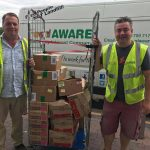 Huge Thanks to Tesco Wath for Latest Donation August 2018