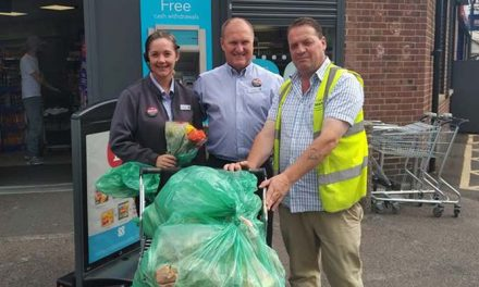 New Community Partnership with Co-op Mexborough Adwick Road