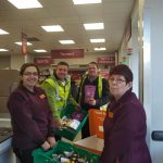 Huge thanks to Sainsbury's in Conisbrough for ongoing support