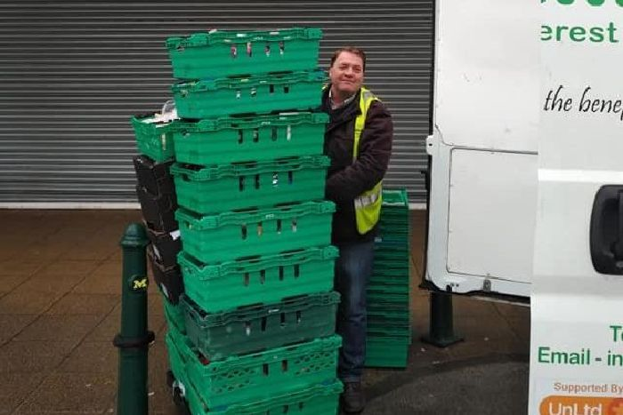 We feed 600 local people each week – and this is how you can help
