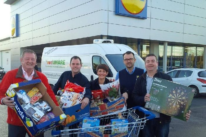 Food Aware Sheffield works with some of the biggest food retailer names in the country