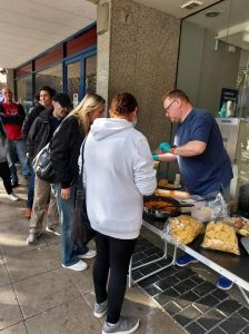 FoodAWARE continue to support Rotherham Street Kitchen