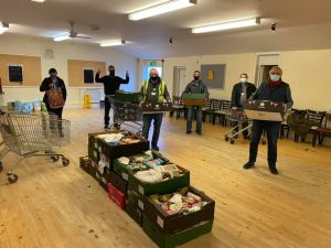 Mexborough Foodbank FoodAWARE CIC supporting local community
