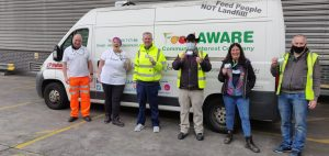 New ID Cards at FoodAWARE CIC Courtesy of Castlemount Ltd