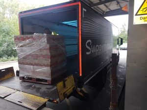Superdrug supporting FoodAWARE CIC with latest delivery