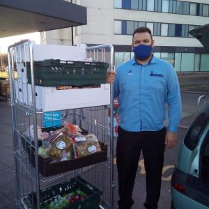 Aldi UK supporting FoodAWARE CIC