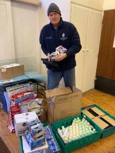 FoodAWARE CIC supporting Ken Wyatt Swinton Lock Activity Centre