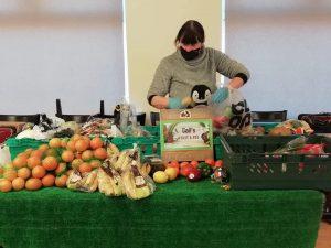 FoodAWARE CIC supporting Mexborough Foodbank