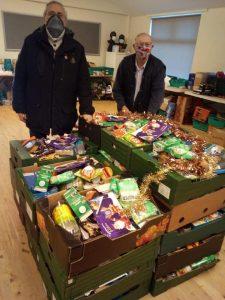 FoodAWARE CIC supports Mexborough Foodbank