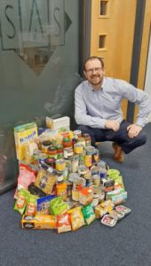 Senior Architectural Systems supporting FoodAWARE CIC