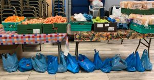 FoodAWARE CIC supporting Thorne And Moorends Community Food Bank