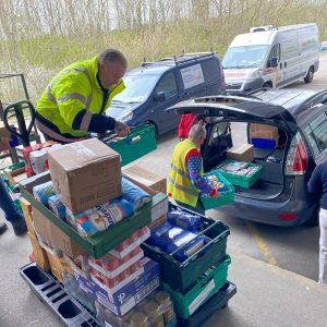 FooodAWARE CIC supporting the local community throughout South Yorkshire