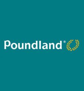 Poundland Mexborough Supporting FoodAWARE CIC