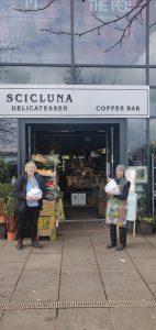 Scicluna Deli Supporting FoodAWARE CIC
