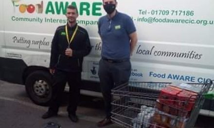 Huge Thanks to Asda for Their Support