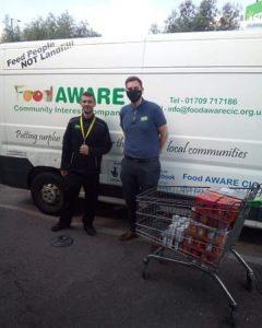 ASDA supporting FoodAWARE CIC