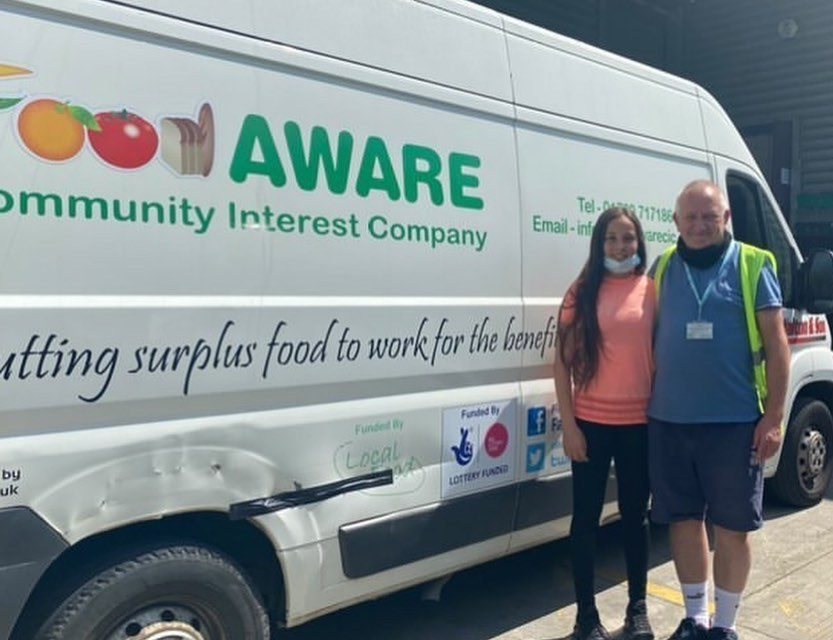 EVIE MANLEY SUPPORTING LOCAL COMMUNITY