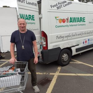 FoodAWARE CIC supprting Rossington Opportunity Centre
