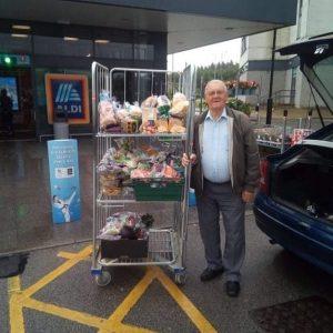 ALDI Supporting FoodAWARE CIC